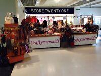 Retail sales person Craftymermaids Ltd Dundee