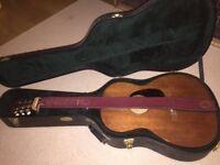 Martin 00-15sm mahogany guitar
