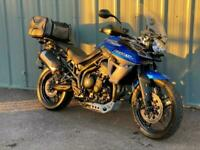 TRIUMPH TIGER 800 XRX LOW ADVENTURE TOURING COMMUTING MOTORCYCLE