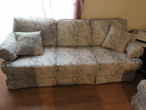 Mint sofa couch 3 seater $80 for 1, $140 for 2