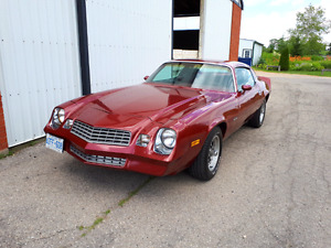 1979 Camaro Berlinetta - May Trade