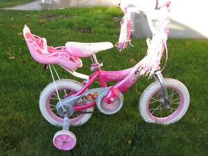 Vélo Disney Princess 12 pouces