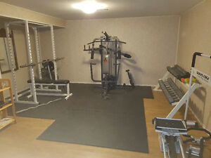 Home Gym for sale $1900. Individual prices in description