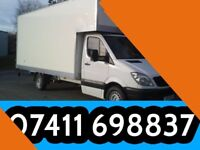 Man With A Van service from £15 call 07411698837