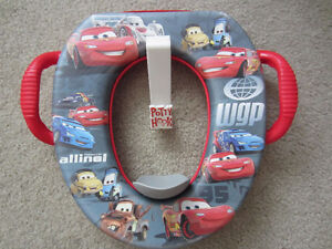 Cars Potty Seat