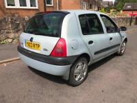 Renault Clio 1.2 2001MY Grande + 12 months test + 8 STAMPS + 5 door hatchback