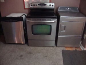 2 APPLIANCE $150.EACH OR BOTH FOR $250.