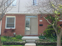 North West townhouse -3 bedrooms