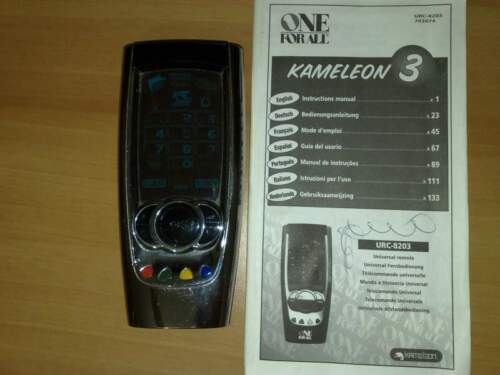 Universale Touchscreen URC 8203 Kameleon 3 IN 1