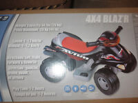 ATV style battery operated bike (up to 18 months)