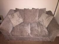 Two 2 seater couches