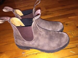 Blundstones size 7 (8 for women, 6 for men)