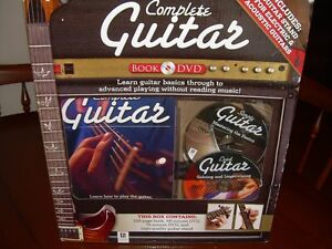 Complete Guitar Learn to play