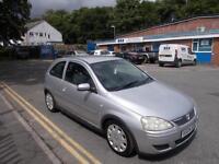 2004 Vauxhall/Opel Corsa 1.2i 16v ( a/c )MY Design