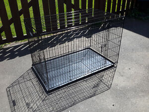 Large dog pen/crate