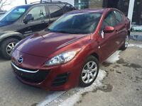2010 Mazda Mazda3 Cert e-test 6900$ pls tax