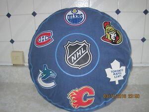 Hockey Cushion St. John's Newfoundland image 2