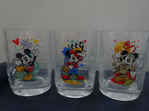 Year 2000 Celebration glasses (Walt Disney World)