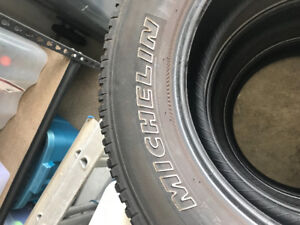***MICHELIN TIRES (SET OF 4)***