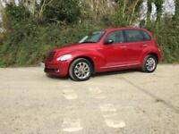 2006 56 CHRYSLER PT CRUISER 2.2 CRD LIMITED TURBO DIESEL ONLY 62000 MILES