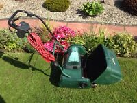 Atco Windsor cylinder lawnmower