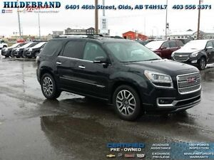 2013 GMC Acadia Denali   - Certified - Sunroof -  Bluetooth -  L