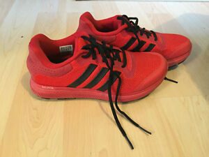 BNWOT red trainers/sneakers Adidas EURO UEFA 2016 soccer tournam