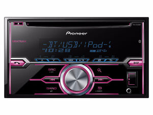 Pioneer CD Receiver FH-X721BT