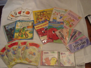 French Learning Materials