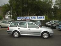 Volkswagen Golf 1.9TDI PD ( 130bhp ) 2005MY SE