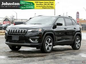 2019 Jeep Cherokee Limited  - Navigation -  Uconnect
