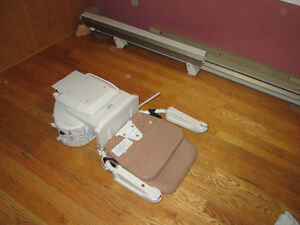 Stannah 420 stairlift