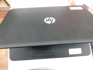 "Easy Home: HP 15.6"" Blck Laptop - $225.00+ Tax"