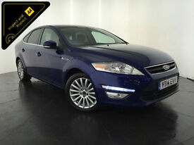 2014 FORD MONDEO ZETEC BUSINESS EDITION TDCI AUTO 1 OWNER FORD HISTORY FINANCE