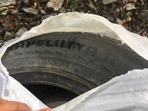 Nokian Hakkapeliitta R 255/55R18 Set of 4 Winter Tires