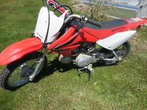 2008 Honda CRF 70F Dirt Bike