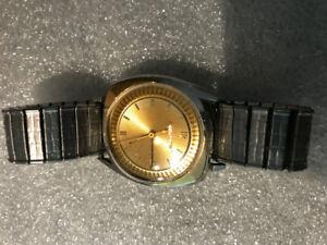 Bulova Gold rare watch