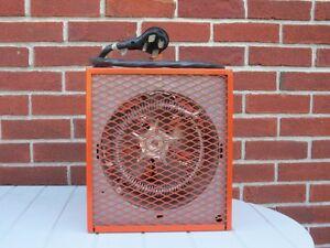 Construction Heater 4800 watts