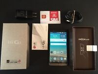 LG G3 32G D852 Unlocked trade for Samsung S6 128G + Cash for you