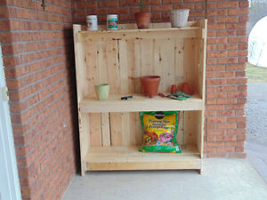 Garden/Potting Workbench