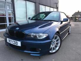 * AUTOMATIC * 2005 BMW 325 2.5 Ci BARGAIN CONVERTIBLE STUNNING - PX WELCOME