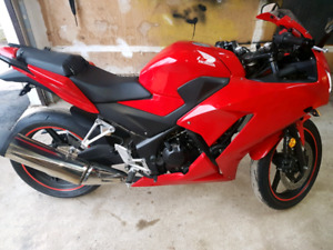 2015 CBR300R with Mods/upgraded
