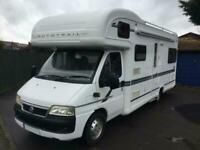 Auto Trail Apache 700 SE, FSH with the cambelt being changed 2018 at (62,000 m)