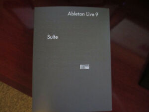 Ableton Live 9 Full Suite