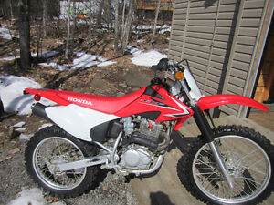 Barely used crf230