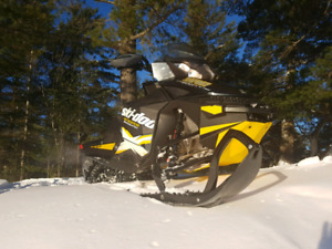 2012 Ski Doo Renegade Backcountry X