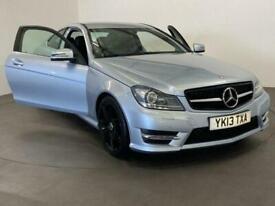 image for 2013 Mercedes-Benz C-CLASS 2.1 C250 CDI BLUEEFFICIENCY AMG SPORT PLUS 2d 202 BHP