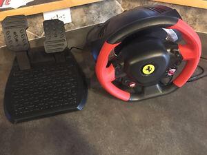 Thrustmaster Racing Wheel Ferrari 458 Spider Ed. for Xbox One