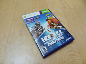 Ice Age Continental Drift Arctic Games (Xbox 360 Kinect)