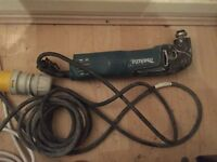 Makita 110v power multi tool